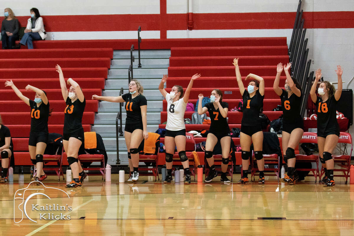 The Ubly varsity volleyball team saw its remarkable season come to an end on Tuesday night as the Bearcats fell to Auburn Hills Oakland Christian in the MHSAA state quarterfinals.