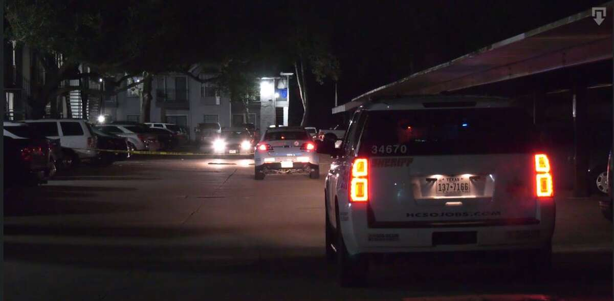 HCSO investigated a fatal shooting early Wednesday at a northwest Harris County apartment complex.