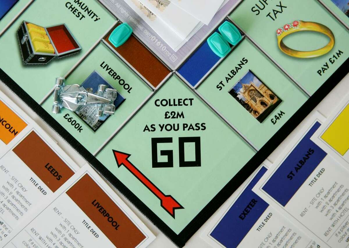 History of Monopoly through 50 unique editions The Monopoly game has long been attributed to an unemployed man named Charles Darrow, who was said to have thought up the game in the early 1930s, sold it to the Parker Brothers in 1935, and made millions from his enormously successful creation. But wait-there's more to this story. Mary Pilon, a former Wall Street Journal and New York Times reporter, discovered that it was a woman who was behind one of America's most enduring pastimes. Elizabeth