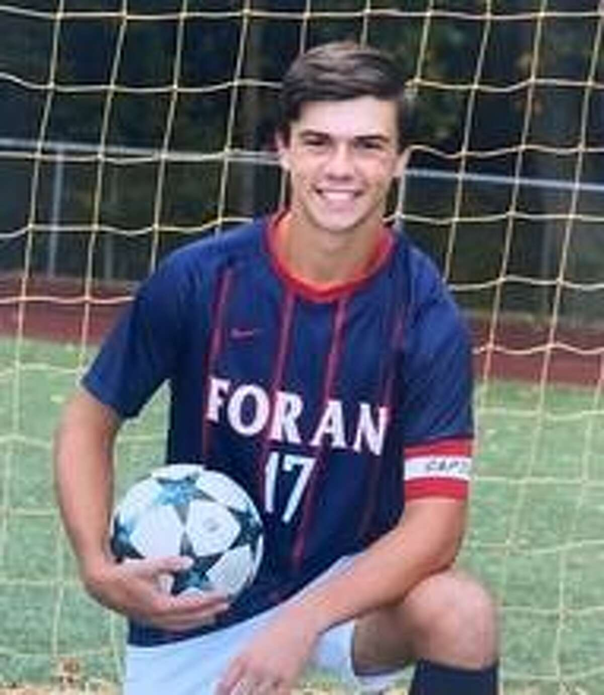 Foran High All-Stater Ben Carlson will take his soccer skills to Massachusetts Institute of Technology.