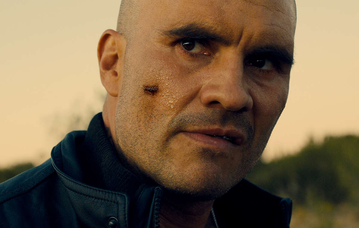 "Juan Pablo Raba in ""The Marksman."""