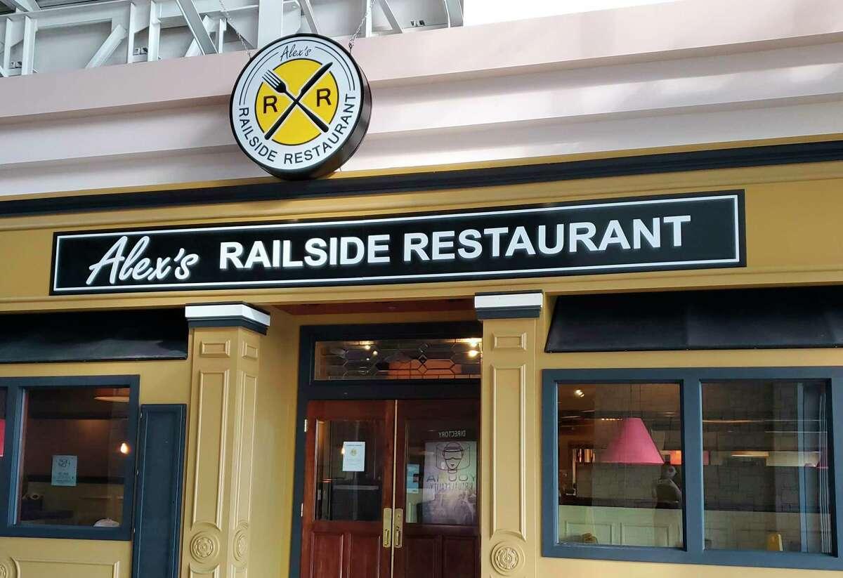 Alex's Railside Restaurant, 6800 Eastman Ave. (Midland Mall). Hours: 3-7pm, Monday-Saturday. Closed Sunday. 989-486-1022. (Ashley Schafer/ashley.schafer@hearstnp.com)