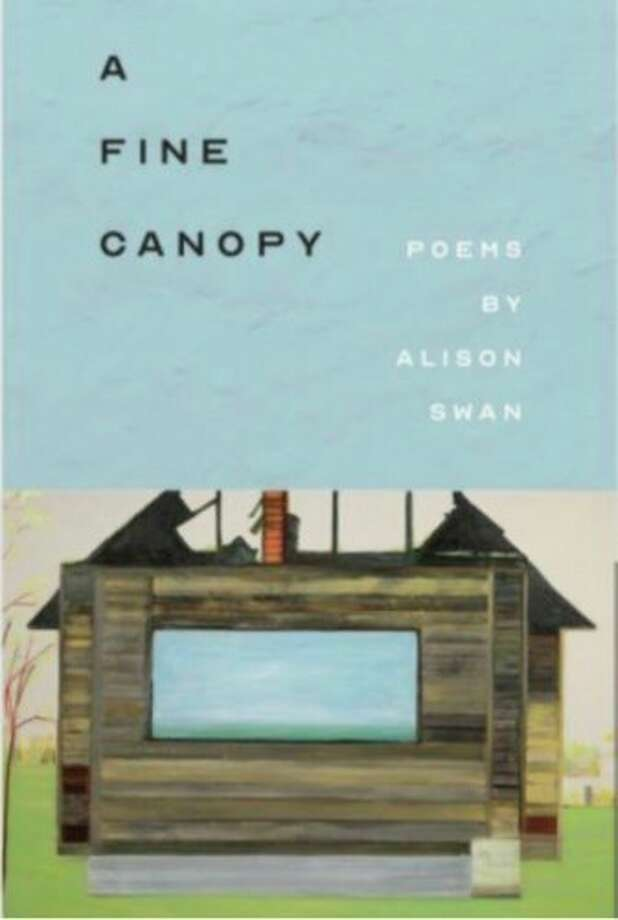"""""""A Fine Canopy"""" is a collection of poems by Alison Swan about nature and the environment. (Courtesy image)"""