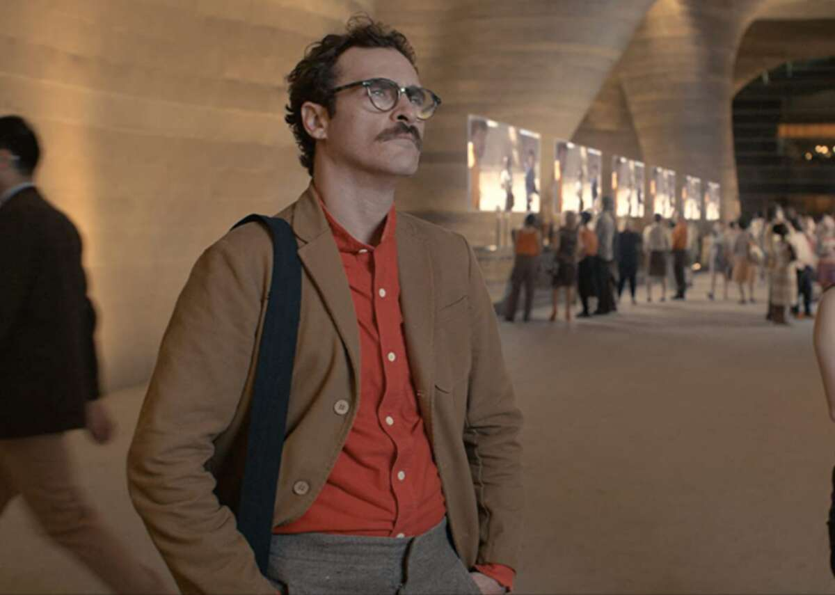 #50. Her (2013) - Where to stream: Netflix - Director: Spike Jonze - Flixed score: 92.9 - Metascore: 90 - IMDb user rating: 8.0 - Runtime: 126 minutes In a not-so-distant future, lonely and divorced Theodore (Joaquin Phoenix) finds companionship in his life-like new operating system, which creates the manufactured persona of a playful woman named Samantha (voiced by Scarlett Johansson). But the more time he spends with his artificial intelligence, the more he finds himself falling for it as if it was real. From acclaimed director Spike Jonze, the film is also available for rent on various sites such as Amazon Prime, Apple TV, and YouTube.