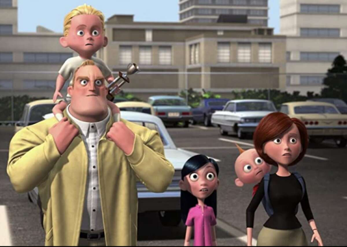 """#49. The Incredibles (2004) - Where to stream: Disney+ - Director: Brad Bird - Flixed score: 92.9 - Metascore: 90 - IMDb user rating: 8.0 - Runtime: 115 minutes Forced into hiding after superpowers are banned by the government, the Parrs assume the identities of mundane, average civilians, but patriarch Bob-alias """"Mr. Incredible""""-longs to return to the life of a superhero. However, when he's called on mysterious circumstances to battle a dangerous threat, his whole family must save him. This Academy Award winner for Best Animated Feature is streaming on Disney+, but is also available to rent on other streaming platforms."""