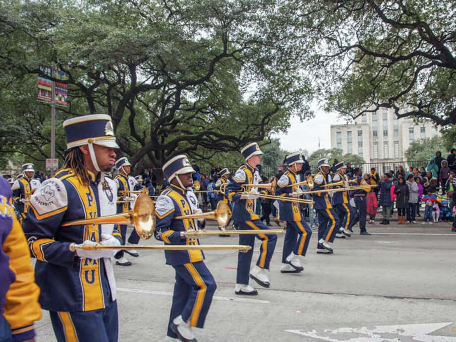 The 43rd annual MLK Parade is going virtual this year. Photo: Courtesy Of Black Heritage Society/City Of Houston