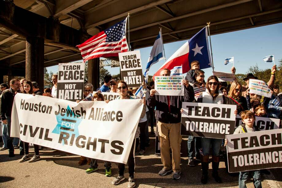Signs and banners shown during last year's MLK Day Parade. Photo: Courtesy Of Black Heritage Society/City Of Houston