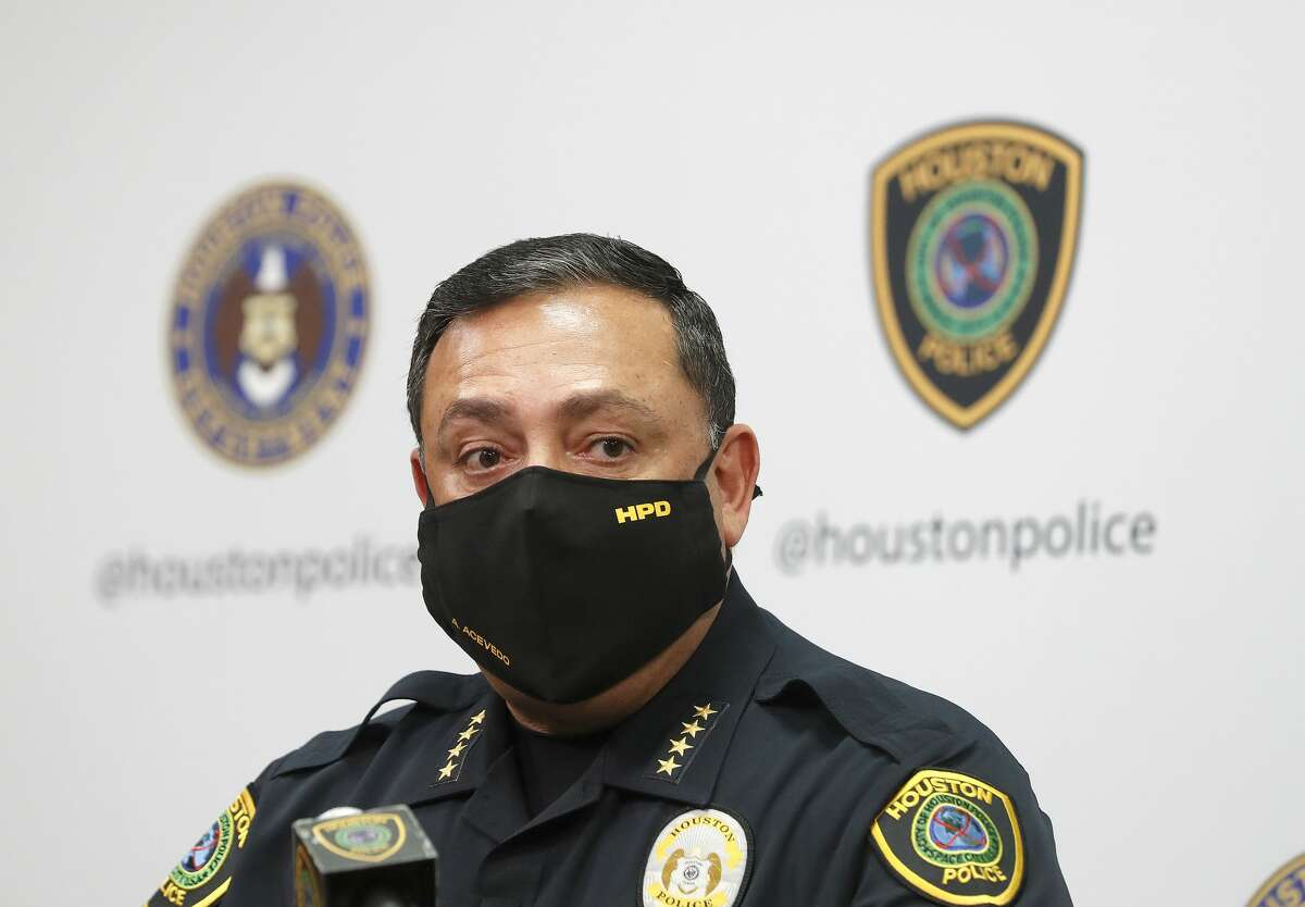 Police Chief Art Acevedo confirmed that a veteran of the Houston Police Department has been identified as one of the attackers that stormed the Capitol on January 6.