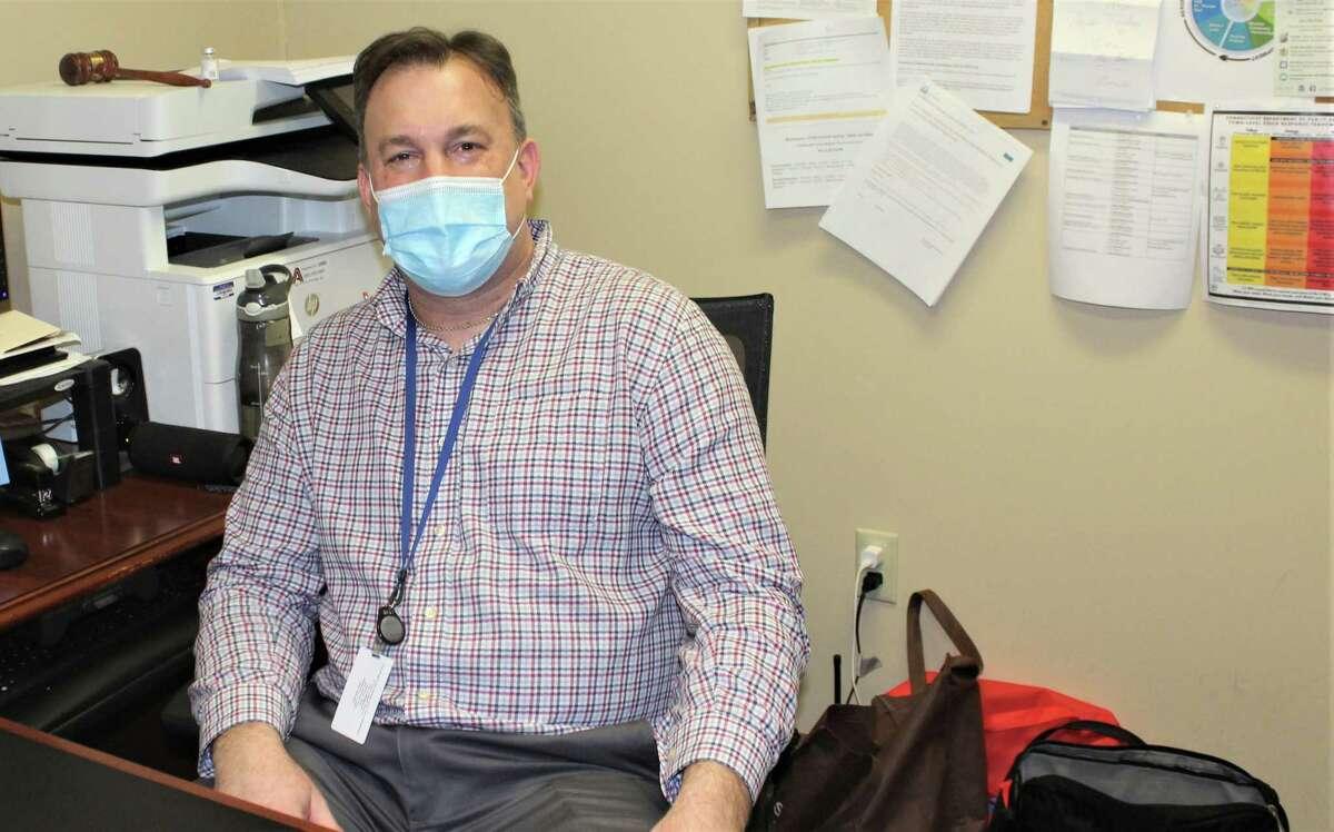 Kevin Elak is acting health director in Middletown.
