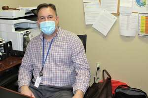 Kevin Elak is acting health director in Middletown.