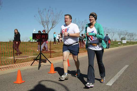 USA Fit Marathon.