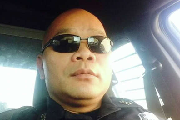 Tam Pham, an HPD officer who was relieved of duty Wednesday, Jan. 13, 2020.