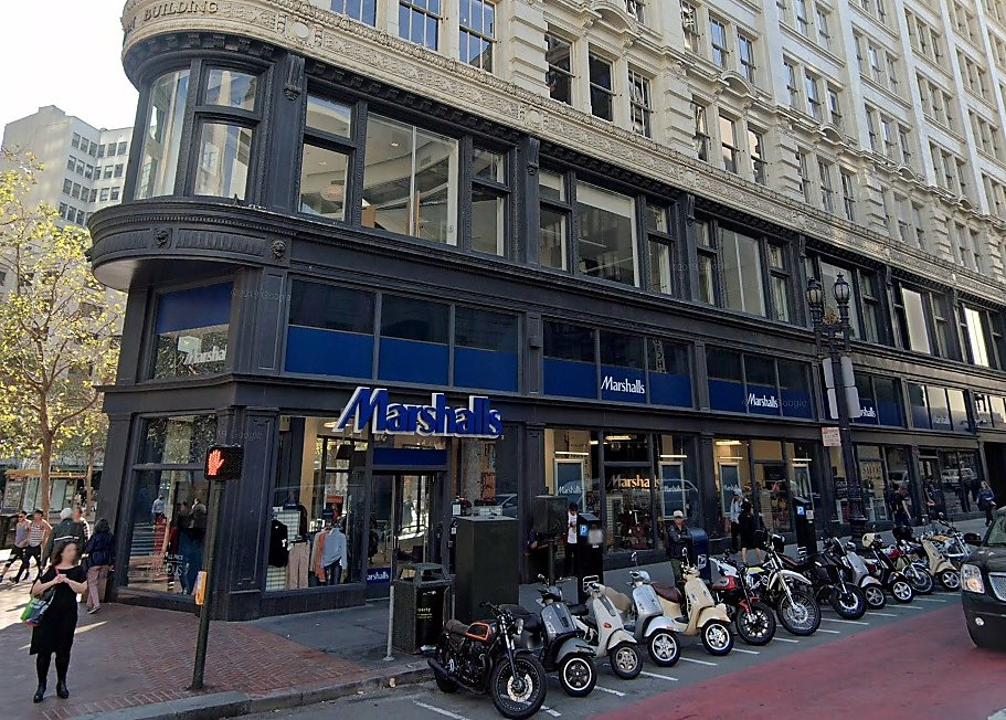 Marshalls to close S.F. store, adding to Market Street's retail woes