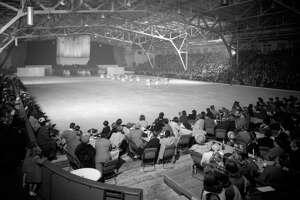 Ice show, Iceland, Berkeley, circa 1942