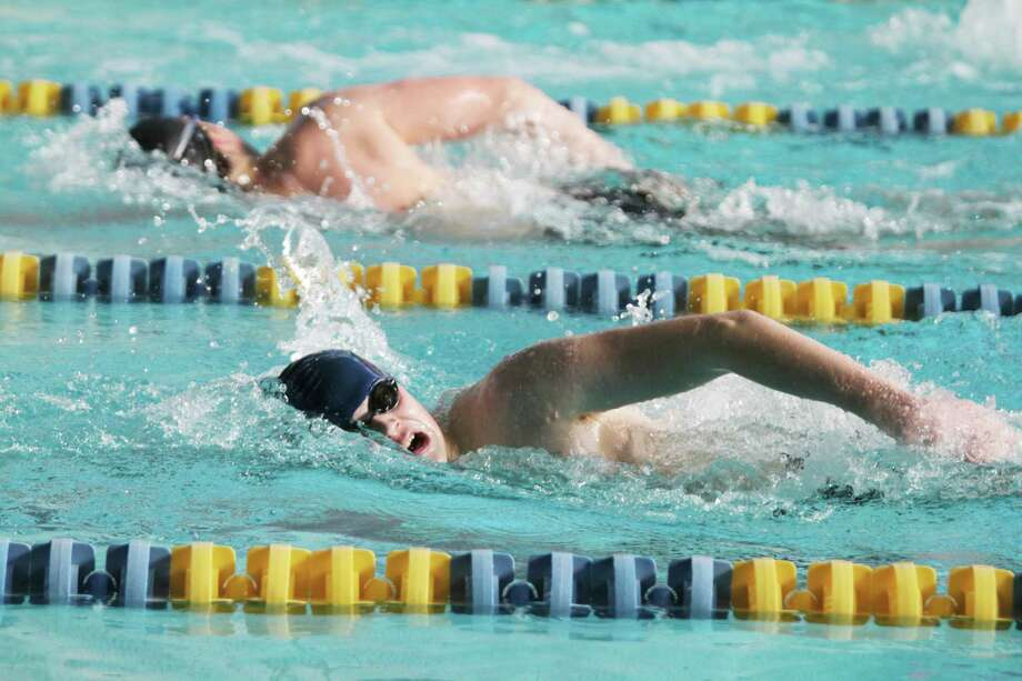 Boys swimming on Wednesday was one of three more winter sports to get the green light to commence in full, starting Saturday. Indoor contact sports, such as basketball, wrestling and hockey, can also begin practice Saturday, but will be limited to non-contact activity. (News Advocate file photo)