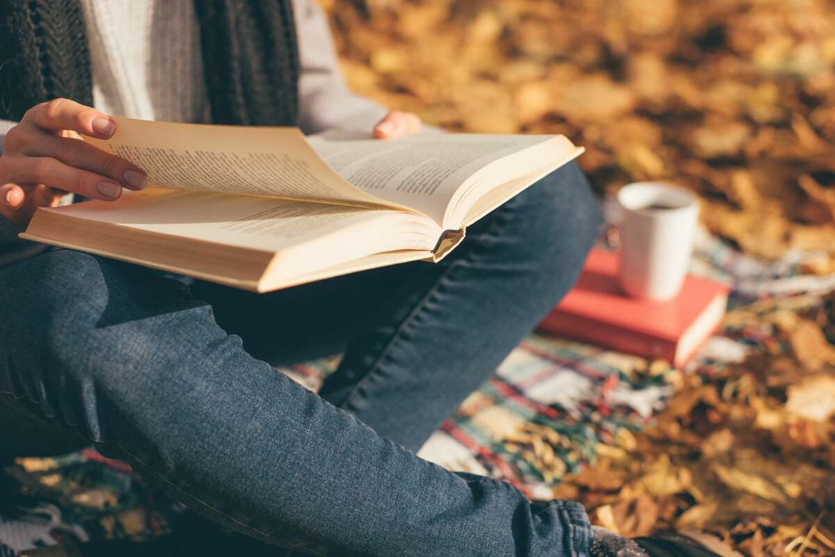 Reading more - and actually finishing books - is among my goals for 2021.