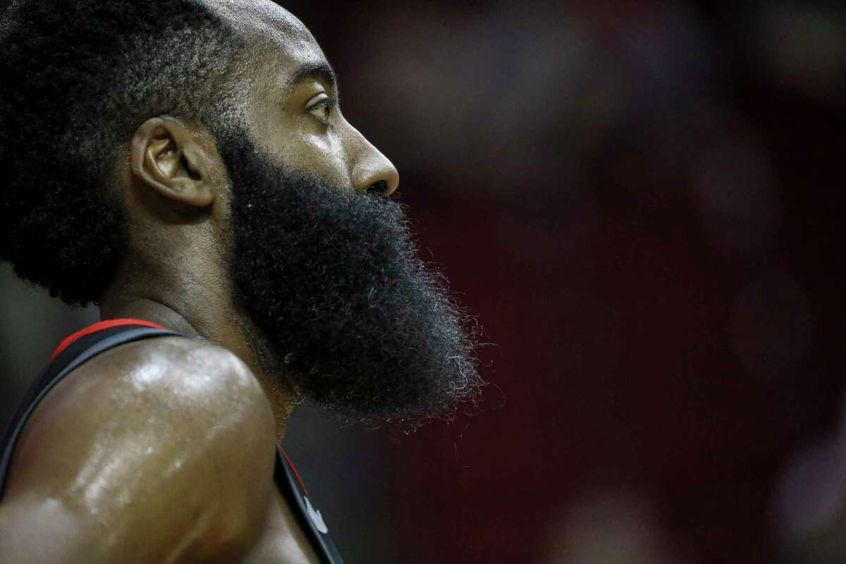 In reflecting on James Harden's career in Houston, so much was about him.