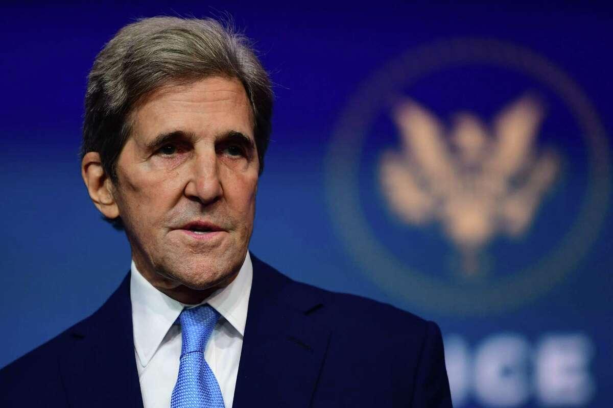President-elect Joe Biden named former secretary of state John Kerry as Special Presidential Envoy for Climate.