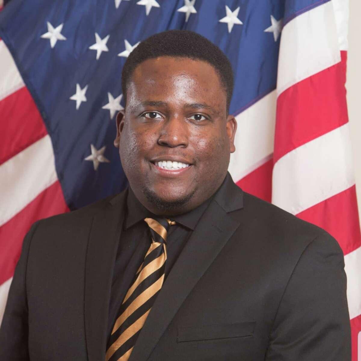 New Haven Westville Alder Darryl Brackeen Jr., D-26