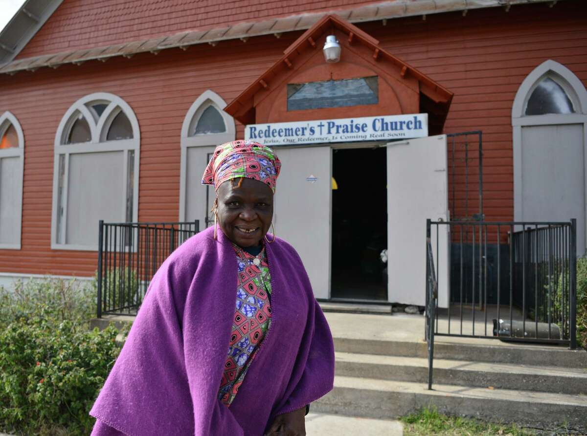 Pastor Shetigho Nakpodia of Redeemers Praise Church Outreach.