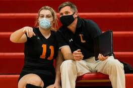 Ubly volleyball coach Aaron Mueller said his Bearcats won't have as much depth next season with the departure of seven seniors, but the team will feature some promising new players as well as returning key players like Lindsey Guza and Nora Franzel. (Tribune File Photo)