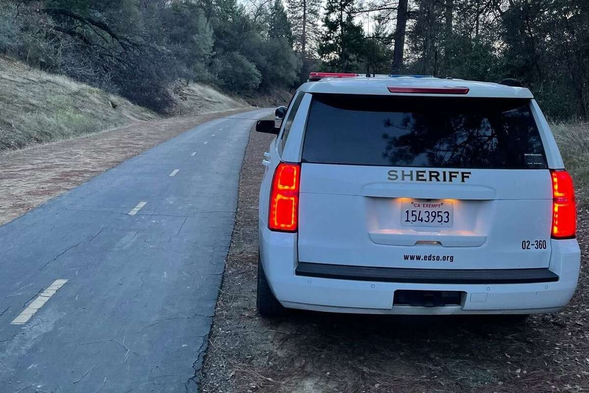 An El Dorado County sheriff's deputy killed a mountain lion on Jan. 11 that had been following a family on a bike trail in the foothills of the Sierra Nevada east of Placerville, officials said.