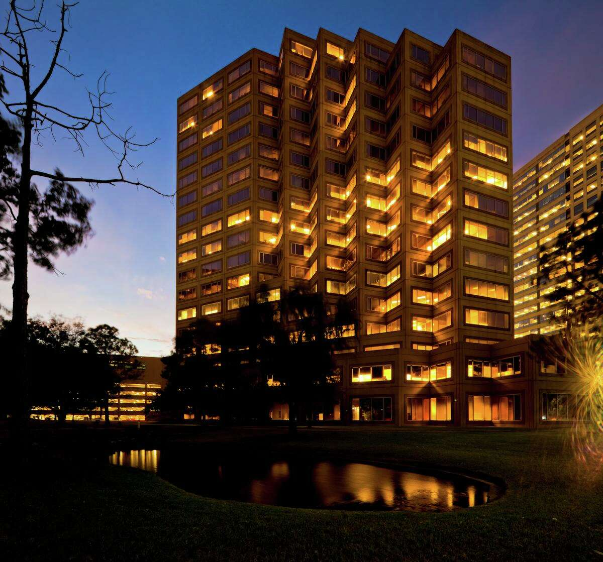 Younan Properties acquired Two Westlake Park, a 455,000-square-foot office building in the Energy Corridor.