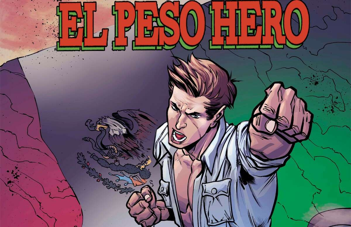 """""""El Peso Hero"""" is slated to be turned into a film with production starting this fall."""