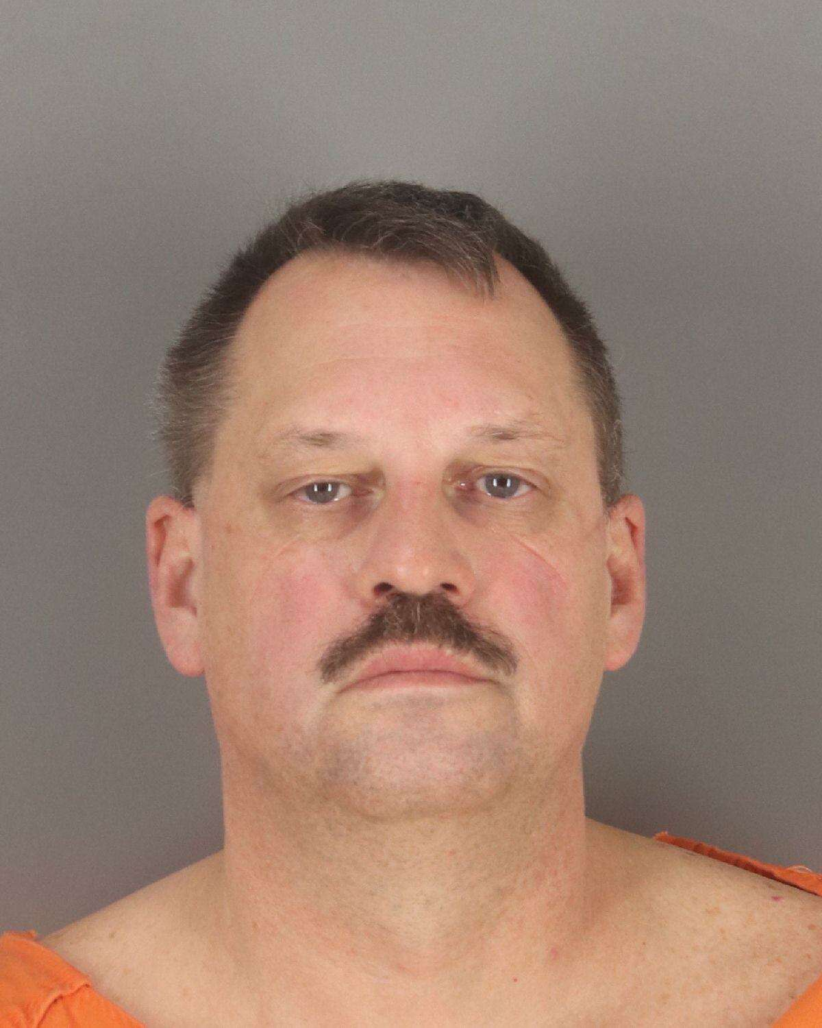 Paul Nelson,54, was arrested Wednesday by Port Neches PD.
