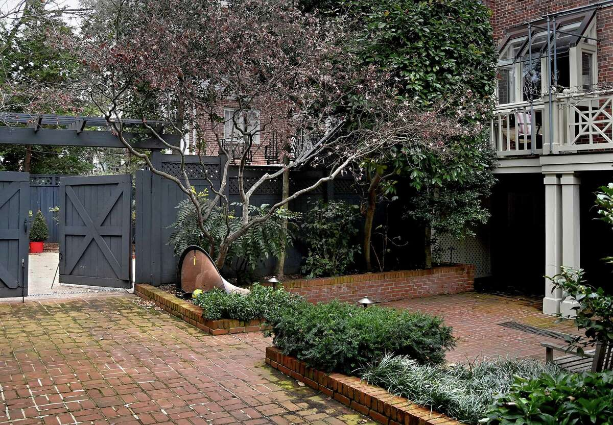 This basement unit being used by the Secret Service is across the street from the home of Jared Kushner and Ivanka Trump.