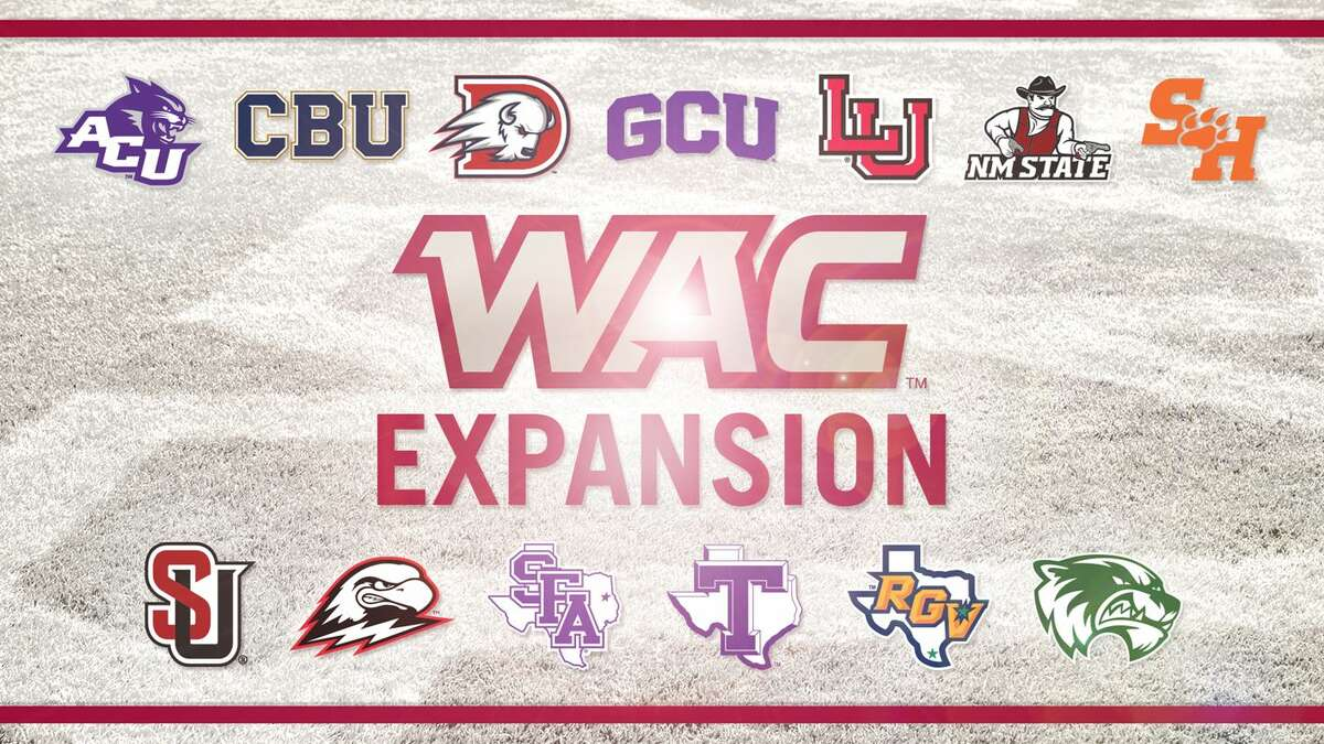 Sam Houston, Stephen F. Austin, Lamar and Abilene Christian are leaving the Southland Conference for the expanding Western Athletic Conference.