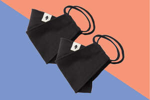 Tri-fold Woven Face Mask - 2-Pack , $18 at Huckberry