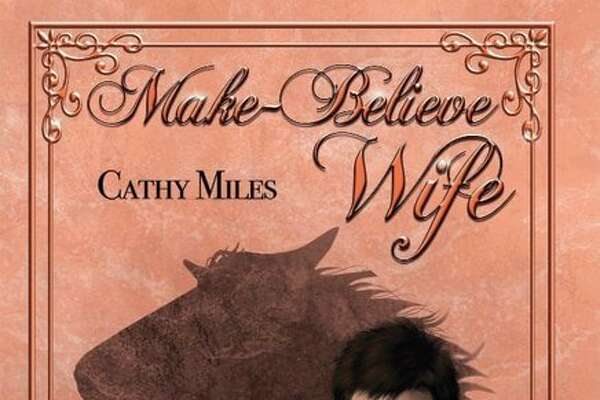 Make-Believe Wife is currently available for purchase. (Photo courtesy/RoseDog Books)