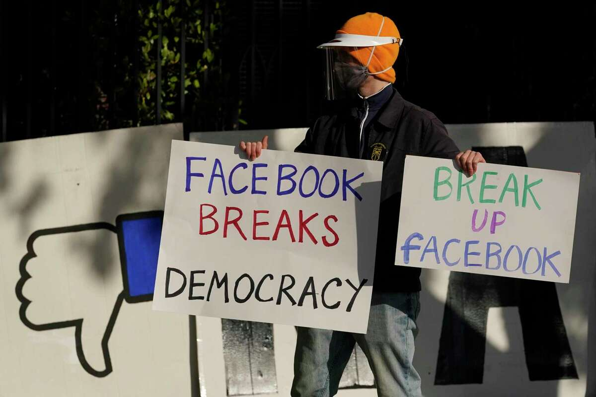 Misinformation has proven a threat to democracy. Social media companies such as Facebook have a role to play in clamping down on falsehoods and consipiracies.