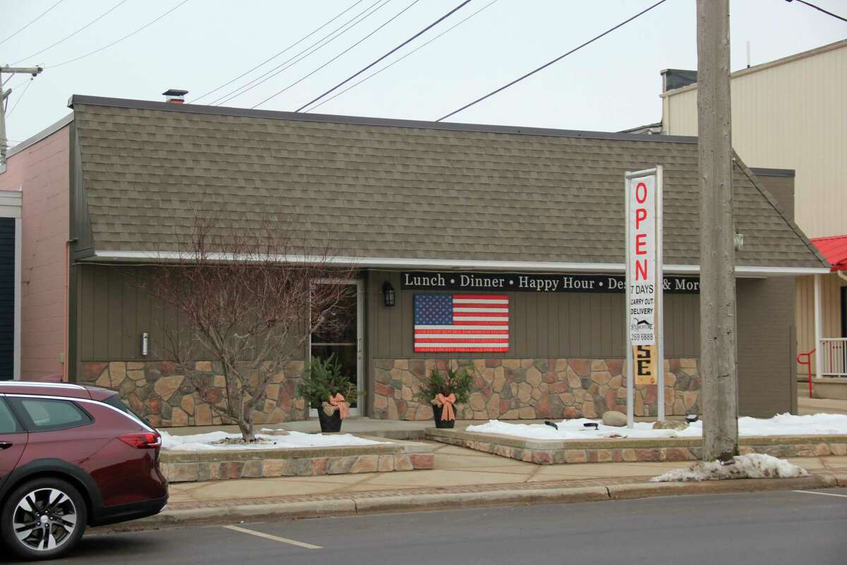 The Bad Axe Steakhouse. The restaurant's manager has expressed frustration that the state's orders restricting restaurants to carry-out only will continue until Feb. 1. (Robert Creenan/Huron Daily Tribune)