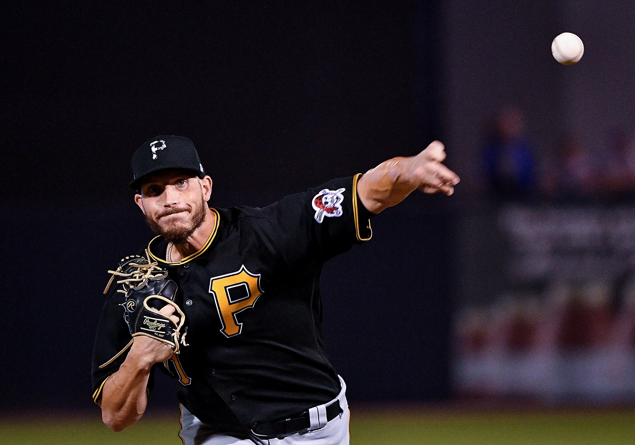 A's acquire left-hander Nik Turley from Pirates for cash
