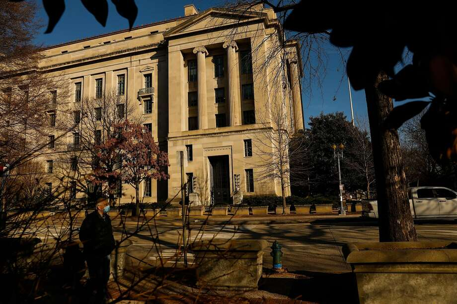 The Justice Department has long lacked a strong system for reporting and responding to sexual harassment and misconduct. Photo: Gabrielle Lurie / The Chronicle