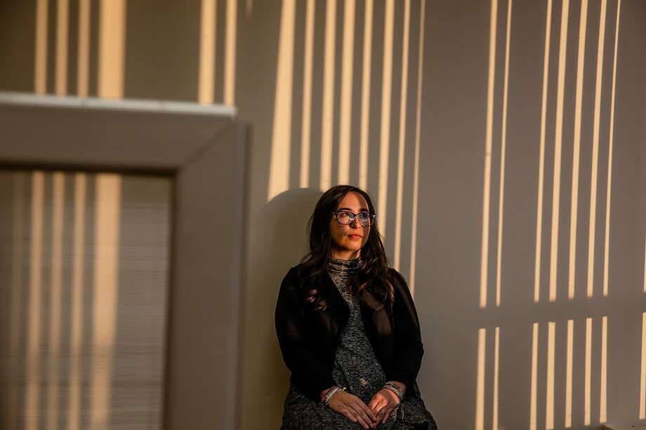 Sophia Genovese, an immigration attorney, says it was common for immigration judges in Atlanta to make inappropriate remarks. Photo: Lauren Lancaster / Special To The Chronicle