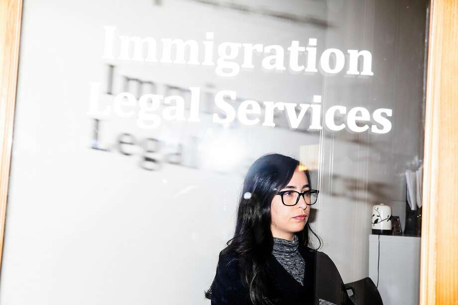 """Immigration attorney Sophia Genovese says it is common for judges to make inappropriate comments, """"and there's just no accountability for it."""" Photo: Lauren Lancaster / Special To The Chronicle"""