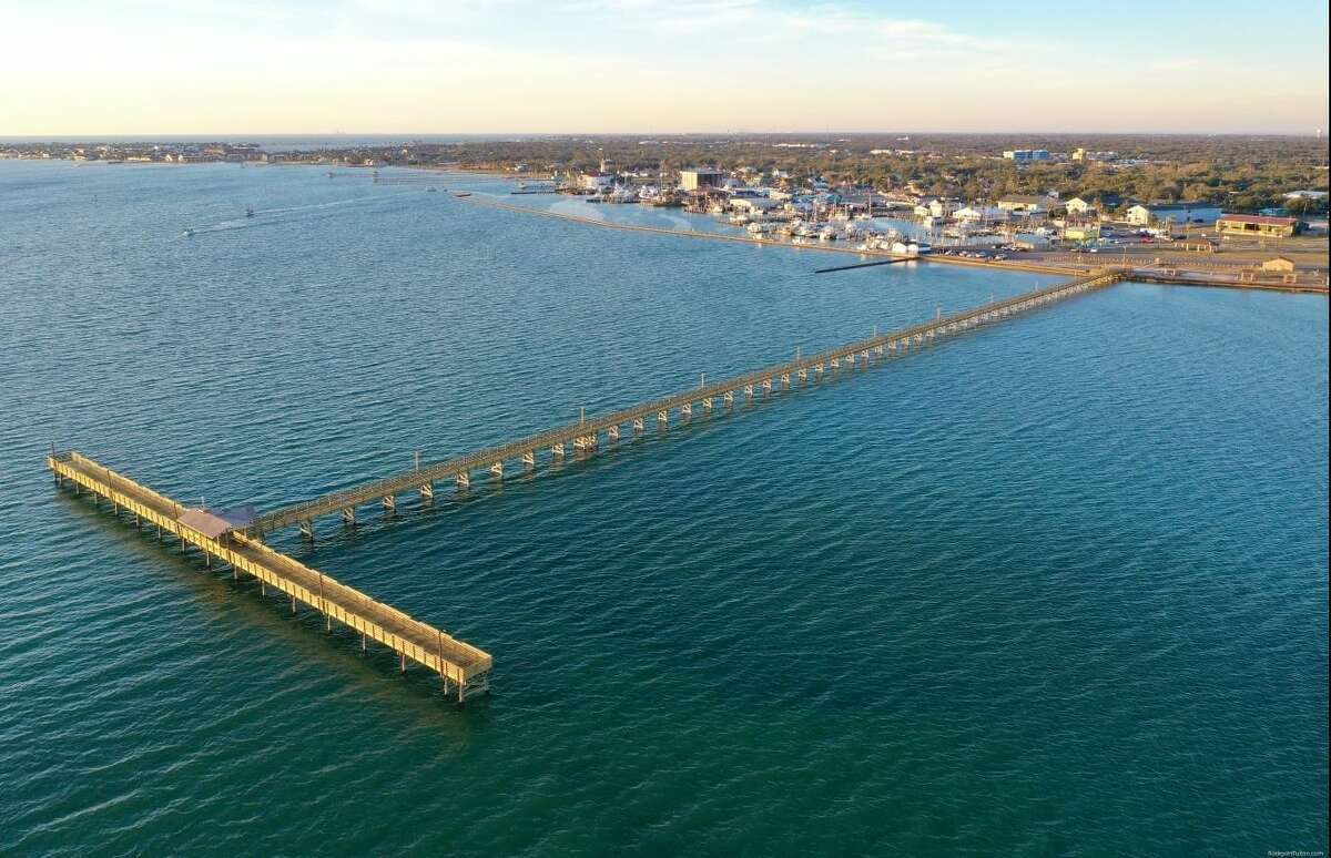 Fulton city officials told mySA.com Thursday they don't have a specific time but hope to allow visitors on the pier within the month. The city said they are waiting on a few final finishes at this time.