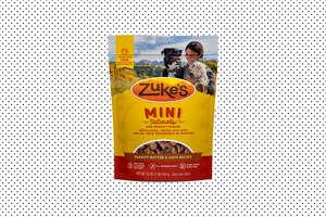 Zuke's Mini Naturals Peanut Butter & Oats Recipe Training Dog Treats , $13.01 at Chewy