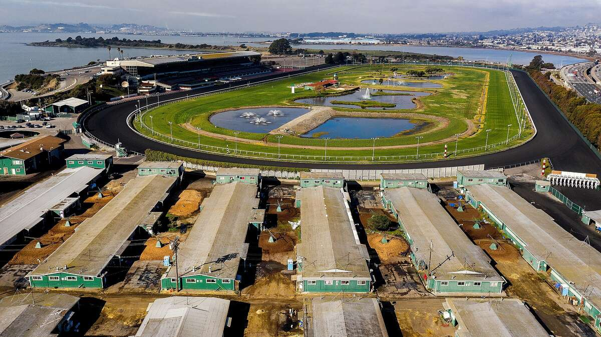 A coronavirus outbreak forced Golden Gate Fields to halt activities in November, but racing will resume Friday.