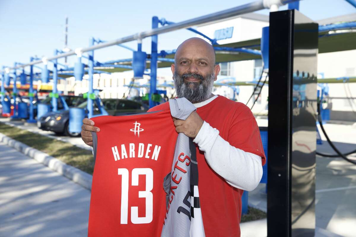 Angry Rockets fans can trade James Harden jerseys for free car ...
