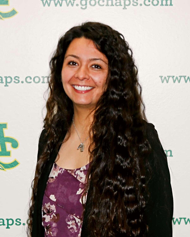 New Midland College softball coach Angel Castro