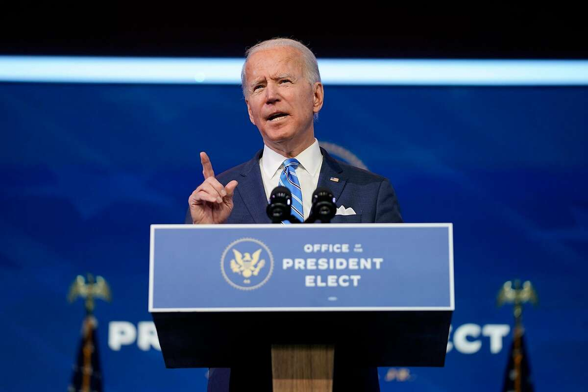President-elect Joe Biden has promised to eliminate the federal death penalty, which he once supported.
