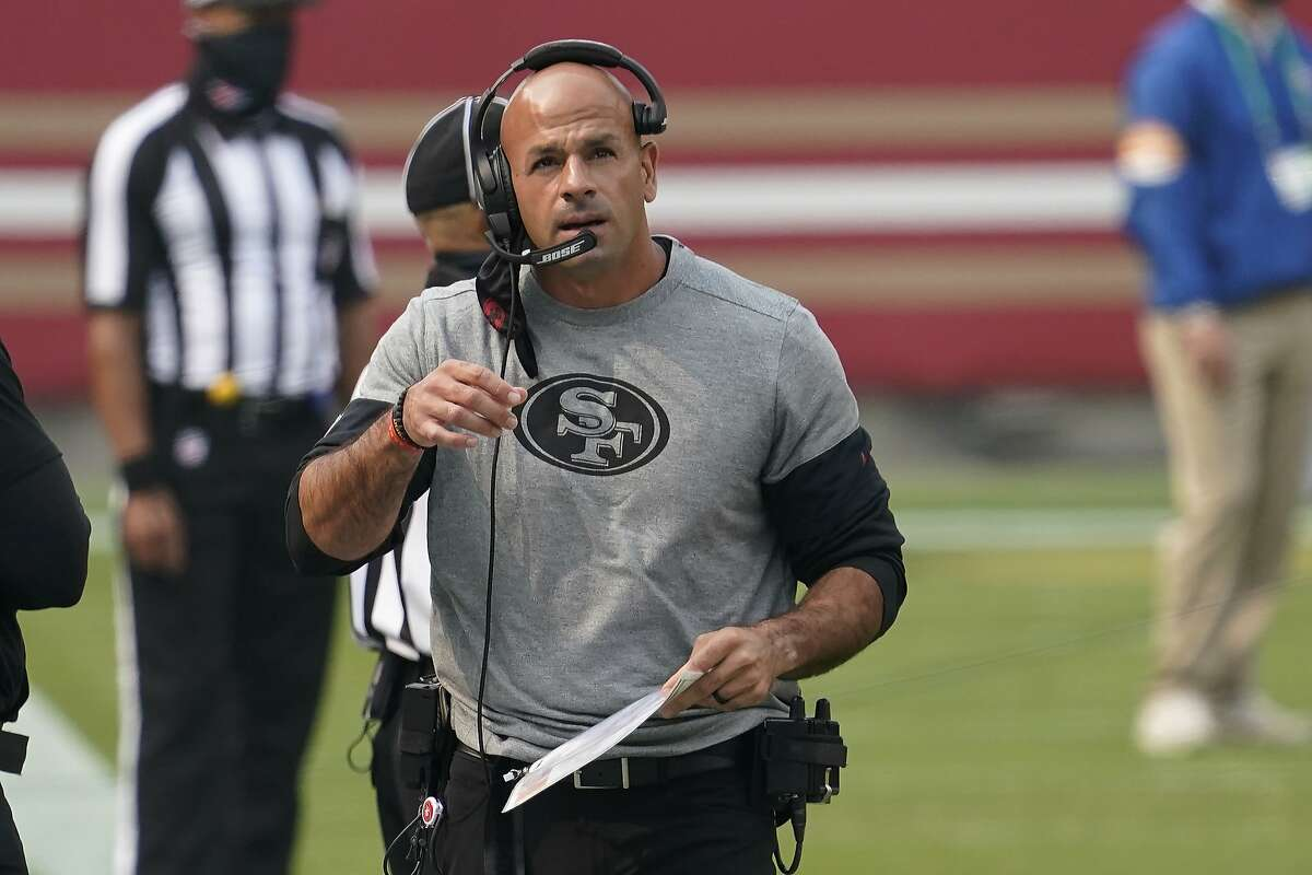Former 49ers defensive coordinator Robert Saleh will take over a Jets team that hasn't had a winning record since 2015.