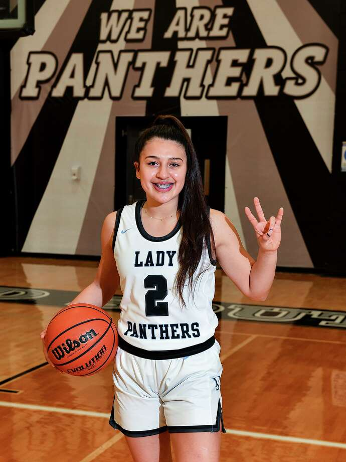 Angie Lopez and United South host United at 7 p.m. Friday as the Lady Panthers attempt to complete the series sweep and remain undefeated at home. Photo: Danny Zaragoza / Laredo Morning Times