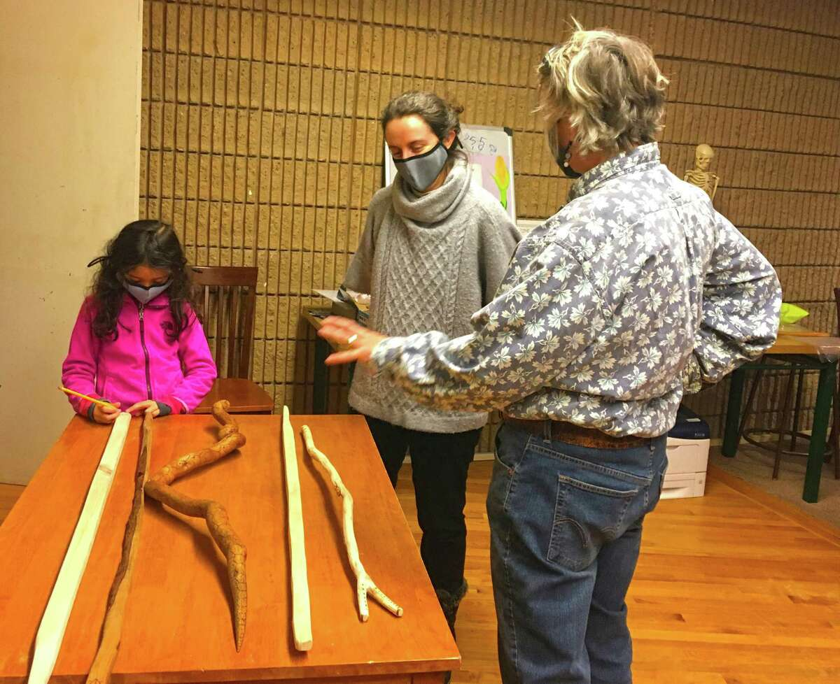 The Institute for American Indian Studies is keeping up a popular tradition in 2021 by offering a series of Native American-inspired craft workshops for kids and families every other Sunday in January and February.