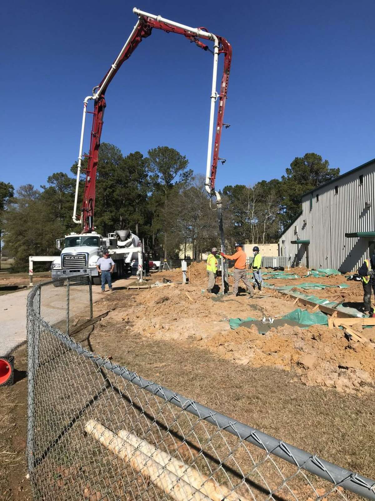 The Magnolia-based nonprofit Society of Samaritans was awarded a grant to remodel the current West Montgomery County Community Development Building.