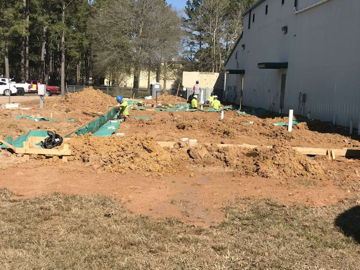 The Magnolia-based nonprofit Society of Samaritans is expanding their facility, adding more pantry space and more financial family services office space.